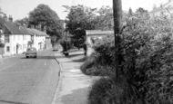 Broughton, The High Street c.1960