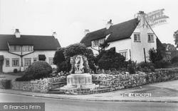 Broughton, The Memorial c.1965