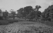 Broughton, The Moat c.1955
