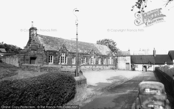 Photo of Broughton, the School 1966