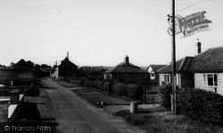 Broughton, The Village c.1965