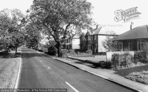 Broughton, Woodplumpton Lane 1966