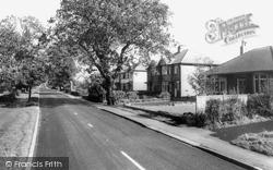 Woodplumpton Lane 1966, Broughton