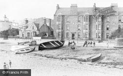 Broughty Ferry, Ebenezer Place c.1895