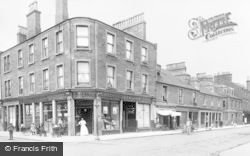 Broughty Ferry, Gray Street And King Street 1893