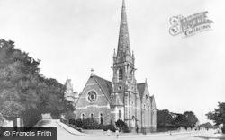 Broughty Ferry, Queen Street, U.P.Church c.1900