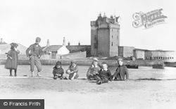 Broughty Ferry, The Castle 1894