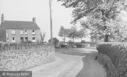 School Bank c.1955, Brown Edge