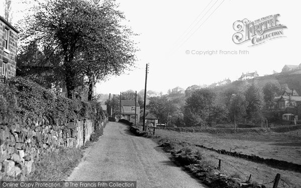 Brown Edge, St Anne's Vale c.1955