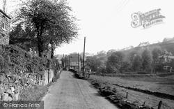 St Anne's Vale c.1955, Brown Edge