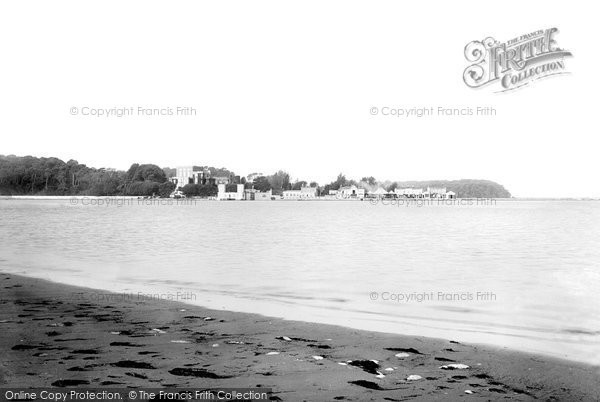 Photo of Brownsea Island, Castle 1913