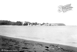 Brownsea Island, Castle 1913