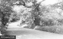 Broxbourne, Baas Hill c.1960