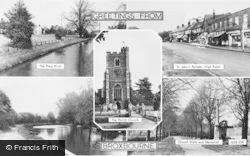 Broxbourne, Composite c.1960