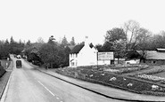 Broxbourne, High Road c.1955