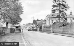 Broxbourne, High Road North c.1955