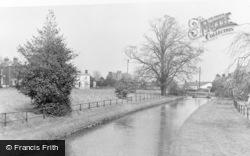Broxbourne, The New River c.1955