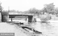 Broxbourne, The River c.1960