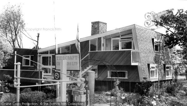 Brundall, The House c.1965