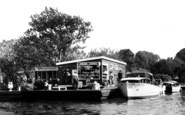 Brundall, The Quayside c.1965