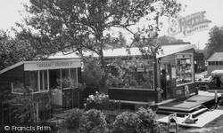 Brundall, The Shop At The Quay c.1965