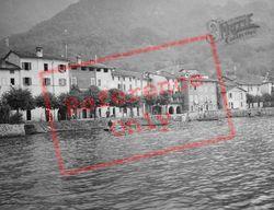 From Lake Lugano c.1935, Brusino Arsizio