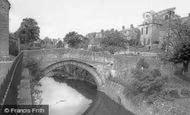 Bruton, A Quiet Backwater c.1965