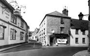 Bruton, Coombe Street c.1960