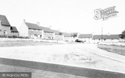 Council Estate c.1960, Bruton