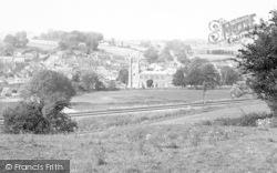 General View c.1955, Bruton