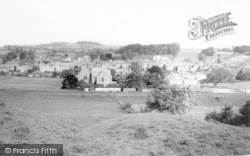 General View c.1960, Bruton
