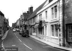 High Street c.1965, Bruton
