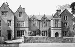 Kings School c.1960, Bruton