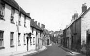 Bruton, Quaperlake Street c.1955
