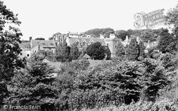 Sexey's Hospital c.1955, Bruton
