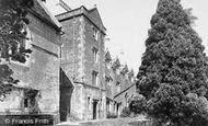 Bruton, Sexey's Hospital c.1960