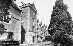 Sexey's Hospital c.1960, Bruton