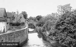 The River c.1960, Bruton
