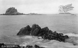 Bryher, Castle 1892