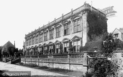 Brympton D'evercy, House 1900