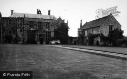 Brympton D'evercy, House 1950