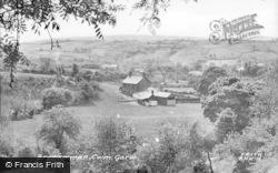 Brynamman, Cwm Garw c.1955