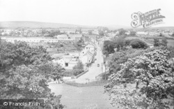 Brynamman, General View c.1940