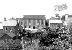 Brynamman, Public Hall c.1940