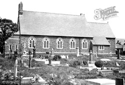 Brynamman, St Catherine's Church c.1955