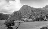 Bryncrug, Bird Rock c.1960