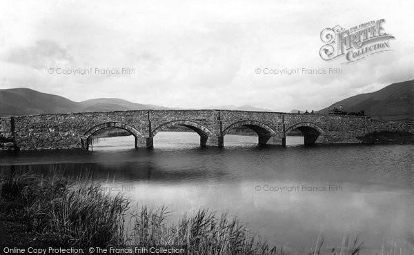 Bryncrug, Dysynni Bridge 1892