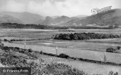 Bryncrug, Dysynni Valley c.1960