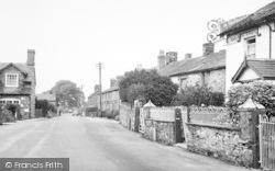 Bryncrug, The Village c.1955