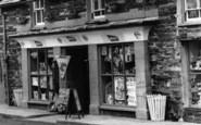 Bryncrug, The Village Shop c.1960